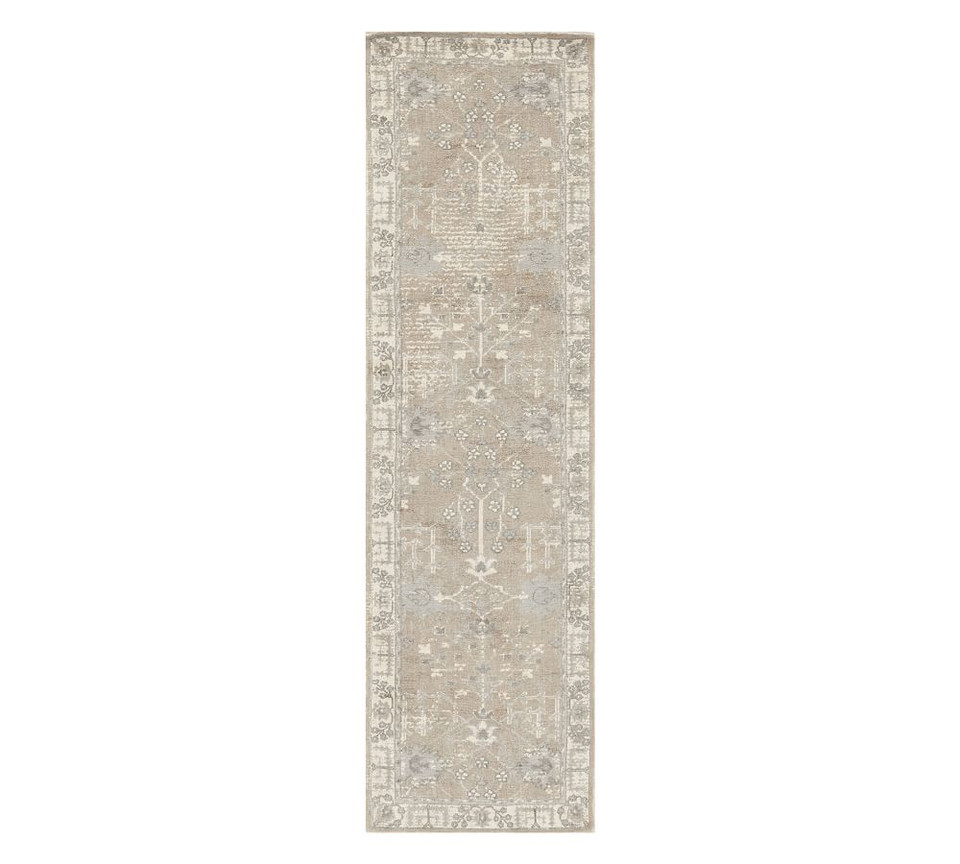 Reeva Printed Rug - Neutral Multi