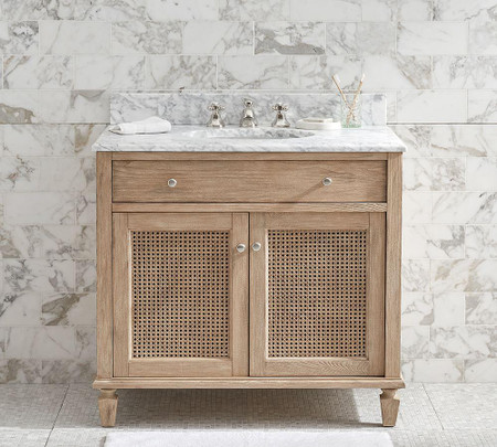 Sausalito Single Sink Console