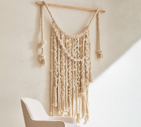 Shay Oversized Macrame Wall Hanging