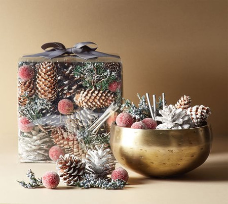 Snow Currant Scented Potpourri