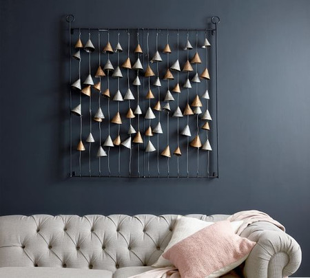 Strung Bells Wall Art