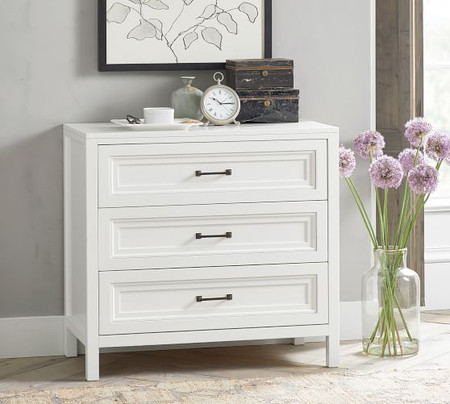 Sussex 3-Drawer Dresser