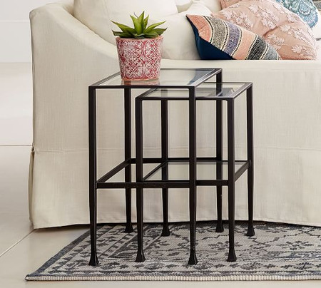 Tanner Nesting End Tables