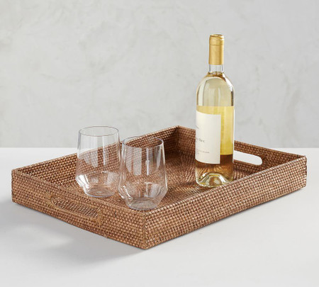 Tava Serve Tray - Honey