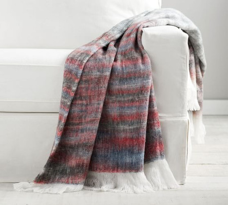 Terra Knit Throw