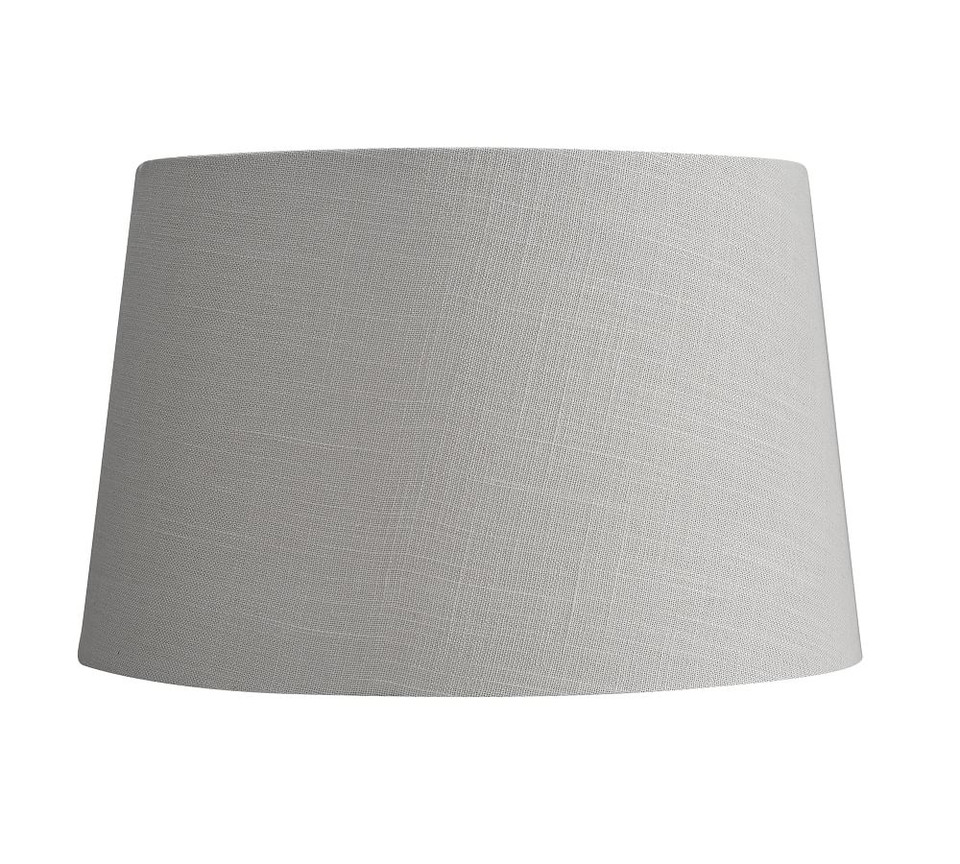 Textured Gallery Tapered Shade