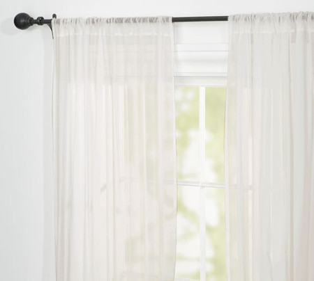 Classic Voile Sheer Drape
