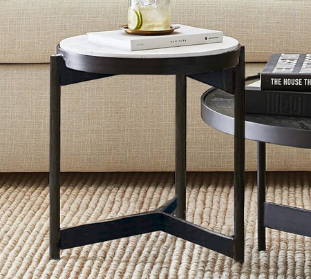 Warren Marble End Table