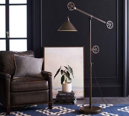 Floor Lamps | Modern & Contemporary Floor Lamps | Pottery ...