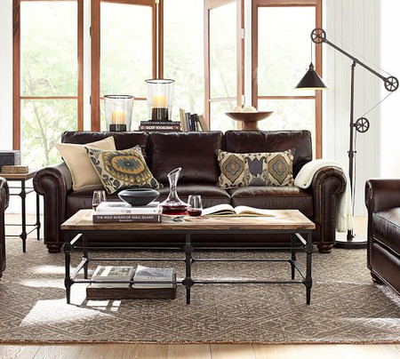 Webster Sofa Collection