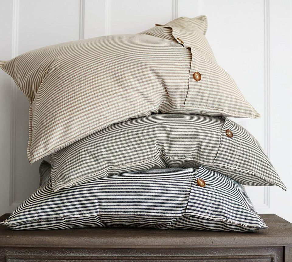 Wheaton Stripe Duvet Cover & Sham