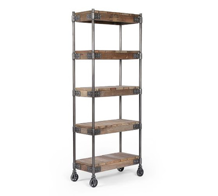 Williams Reclaimed Wood Bookcase