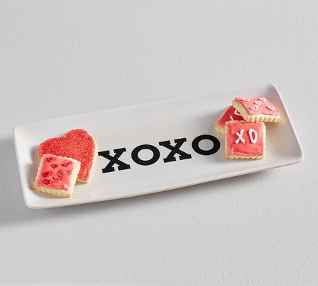 XOXO Cookie Platter
