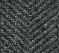 Sunbrella® Performance Boss Herringbone, Charcoal